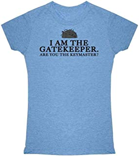 I Am The Gatekeeper are You The Keymaster Womens Tee Shirt