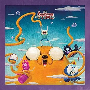 Adventure Time, Vol. 4 (Original Soundtrack)