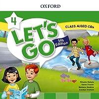 Let's Go: Level 4: Class Audio CDs