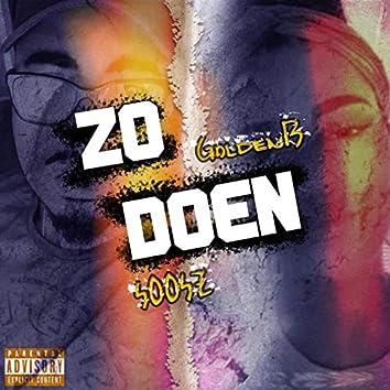 Zo Doen (feat. Goldenb)