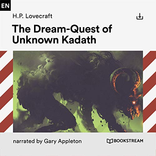The Dream-Quest of Unknown Kadath cover art