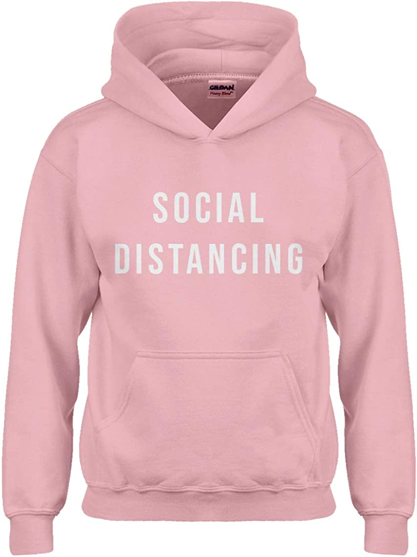 Indica Plateau Social Distancing Hoodie for Kids
