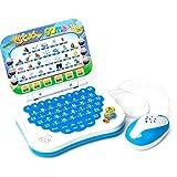 healthwen Historia educativa para niños Máquina de Aprendizaje temprano Música para bebés Juguete para bebés Máquina de Lectura de Puntos con ratón