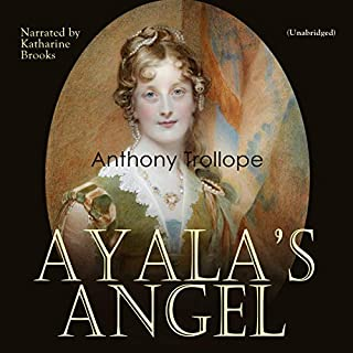 Ayala's Angel audiobook cover art