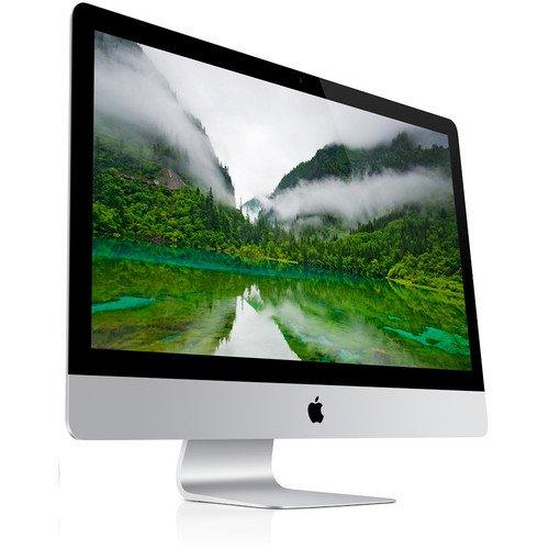"""Apple 27"""" iMac Desktop Computer, Intel Core i7-2600, 8GB RAM, 1TB HDD MD096LL/A (Renewed)"""