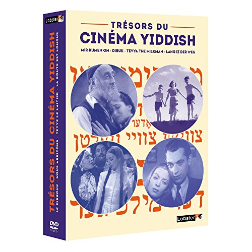 Trésors du cinéma yiddish : Mir kumen on + Dybuk + Tevya the Milkman + Lang iz der weg [Francia] [DVD]