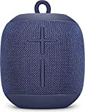 Logitech Ultimate Ears UE WONDERBOOM Bluetooth Speaker - Wireless Boom Box Waterproof with Double-Up Connection - (Denim Blue)