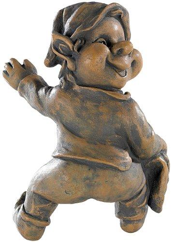 """Royal Gardineer Gartendeko """"Kletternder Troll"""""""