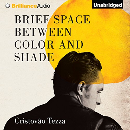 Brief Space Between Color and Shade audiobook cover art