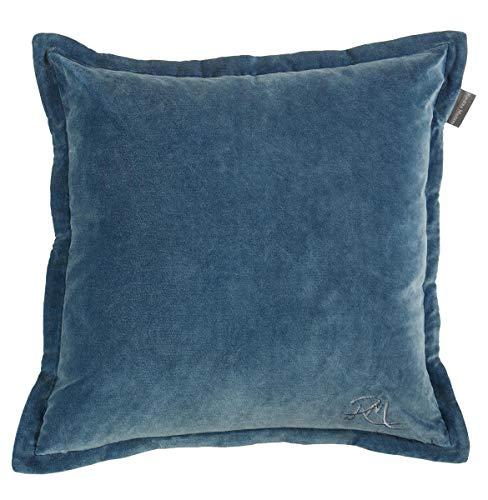 Riviera Maison - RM La Scala cushion blue 43x43