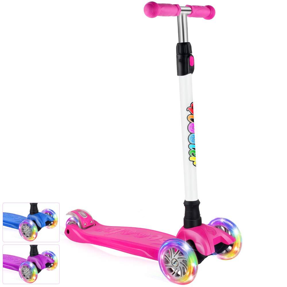 BELEEV Scooter Adjustable Height Children