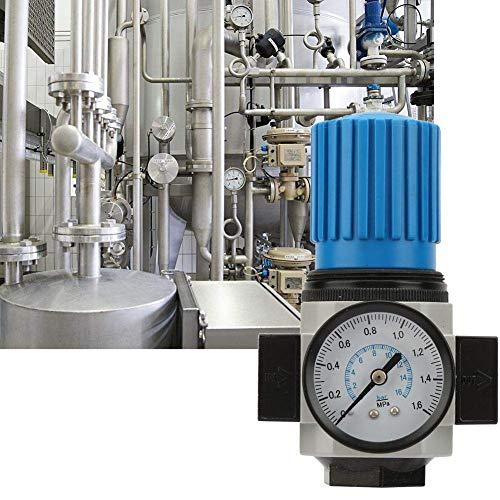 """LHQ-HQ. Druckreduzierventil, LR-1/2-MIDI-Filter-Regler und Öler Luftkompressor Messer Relief Regulierventil G1 / 2"""" Pressure 1.6MPA 16KG"""