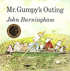 Mr Gumpy's Outing; Plus a list of all time favorite children's books, includes a free file