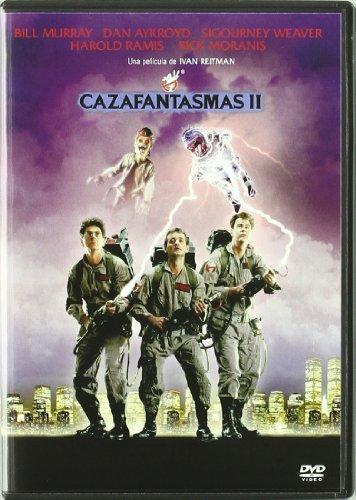 Los Cazafantasmas 2 [DVD]