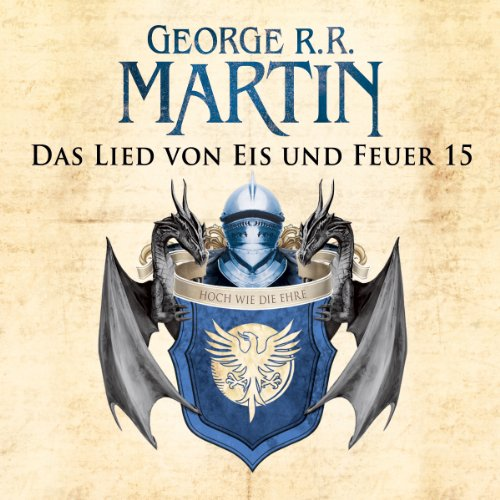 Game of Thrones - Das Lied von Eis und Feuer 15 audiobook cover art