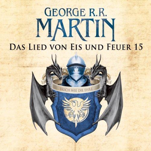 Game of Thrones - Das Lied von Eis und Feuer 15 cover art