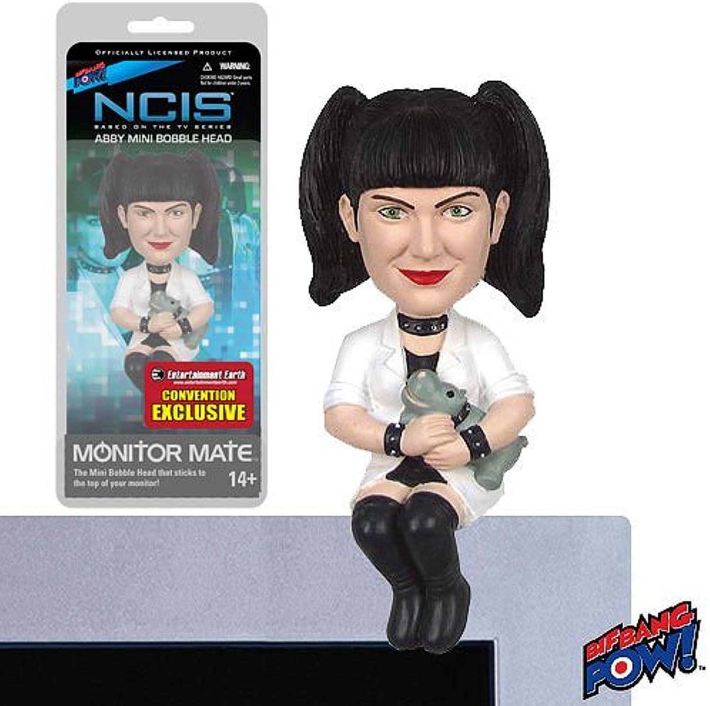 NCIS Abby Sciuto Monitor Mate Bobblehead (SDCC Comic Con 2013 Exclusive)