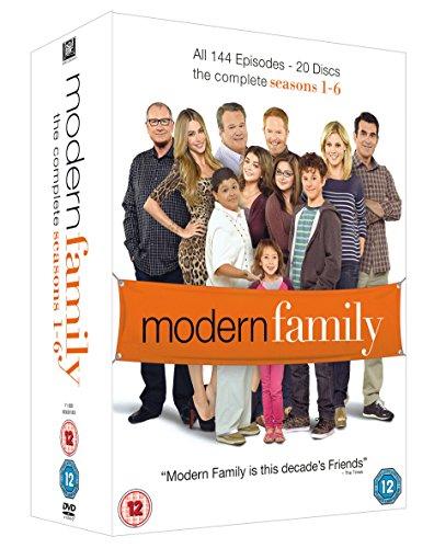 Modern Family: Seasons 1-6 [DVD] [UK Import]