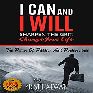 Grit: The Power of Passion and Perseverance audiobook cover art