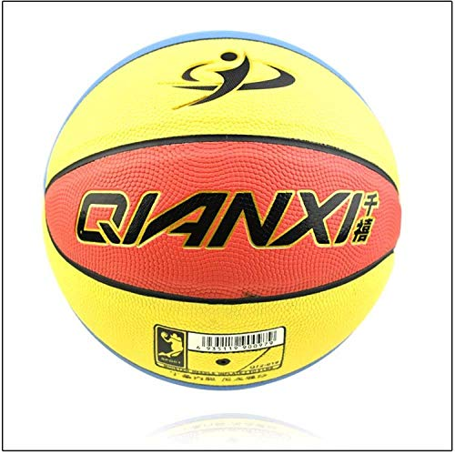 Best Prices! Basketball No.7 and No.5 Basketball Teenagers Wear Resistance Indoor and Outdoor, Red a...