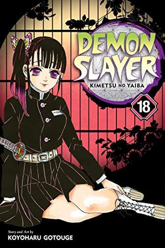 Demon Slayer: Kimetsu no Yaiba, Vol. 18 (18)