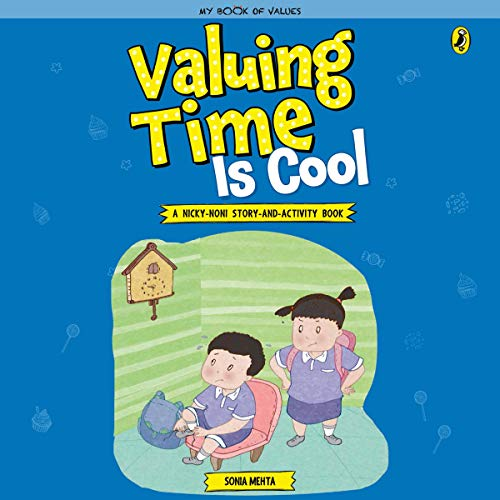 Couverture de Valuing Time Is Cool