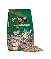 Suitable for all year round feeding Vat Free Bursting with nutrients Easily digestible for a variety of birds High percentage of sunflower hearts