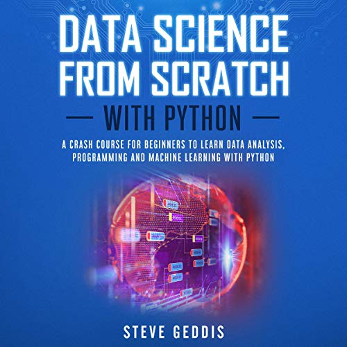 Data Science from Scratch with Python cover art