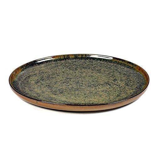 Assiette M - Indi Grey - Ø 24 cm