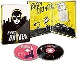 ベイビー・ドライバー スチールブック仕様(初回生産限定) [Steelbook] [Blu-ray]