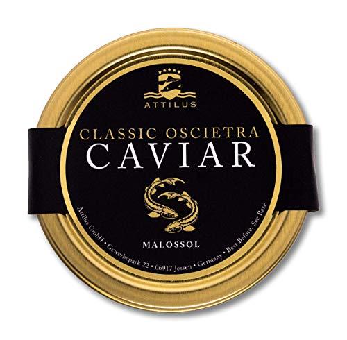 Attilus Kaviar Classic Oscietra Caviar (30g)