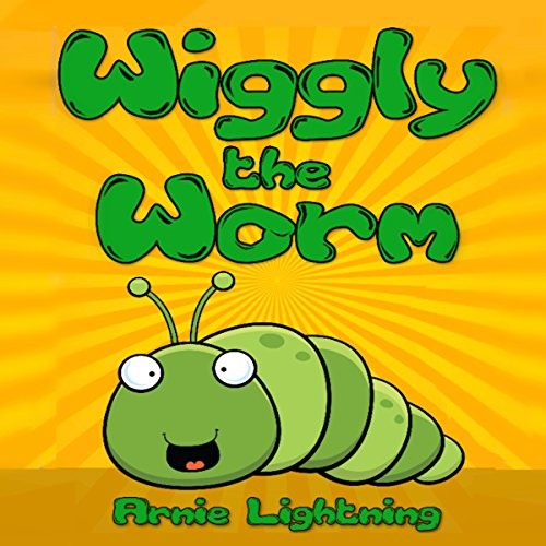 Page de couverture de Books for Kids: Wiggly the Worm