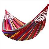 DAN SPEED-Hamaca multicolor 280 x 150 cm resistencia 200kg
