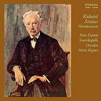 Strauss: Hornkonzerte No. 1 & 2
