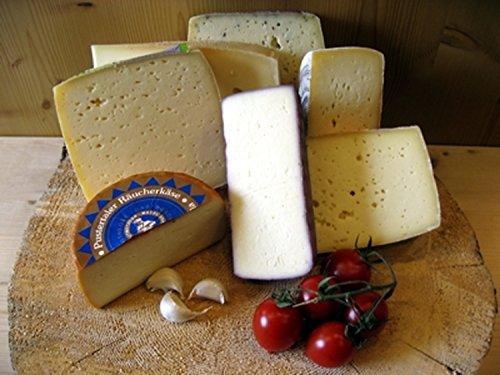 Varietà formaggi Latteria Tre Cime Alto Adige