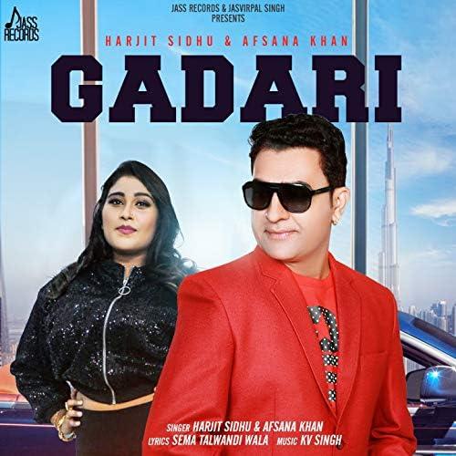 Harjit Sidhu feat. Afsana Khan