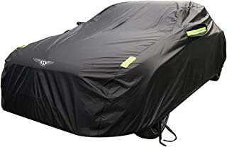 KTYXDE Car Cover Thick Oxford Cloth Sun Rain Cover for Bentley Continental GT Models Car Cover (Size : Oxford Cloth - Built-in lint)