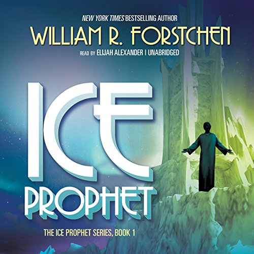Ice Prophet audiobook cover art