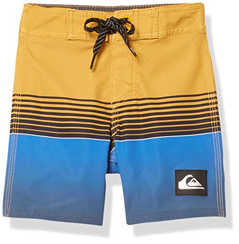 Quiksilver Boys' Boardshorts, MISTED Yellow, 7