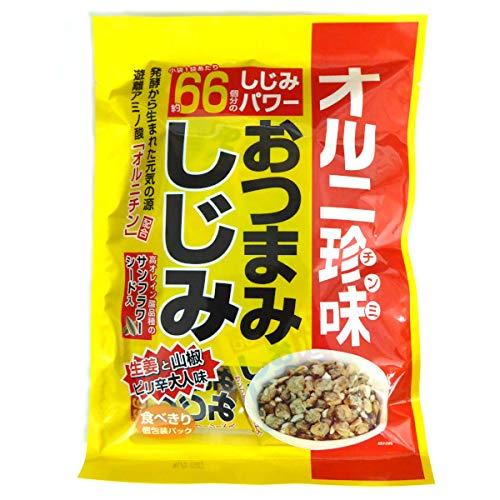 トーノー おつまみしじみ オルニ珍味 67g×30袋