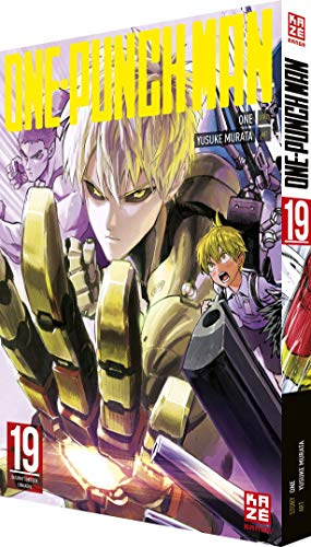 ONE-PUNCH MAN 19