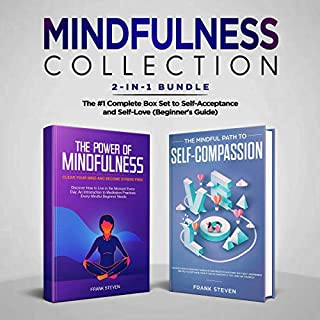 Mindfulness Collection 2-In-1 Bundle audiobook cover art