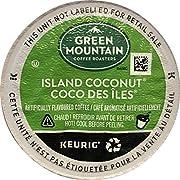 Green Mountain Coffee Island Coconut - 18 ct