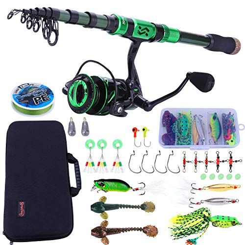 Best Sougayilang Rod And Reels