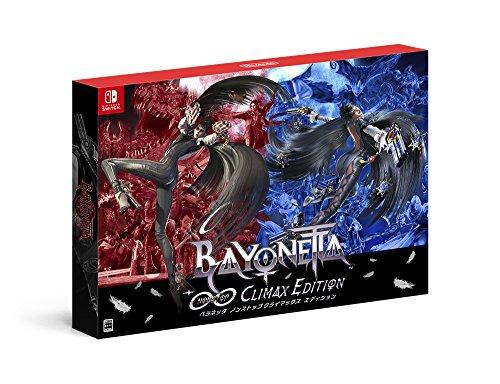 Bayonetta ∞ CLIMAX EDITION [Switch] import japon