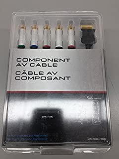 PS3 Component AV Cable (B000MIXFWA) | Amazon price tracker / tracking, Amazon price history charts, Amazon price watches, Amazon price drop alerts