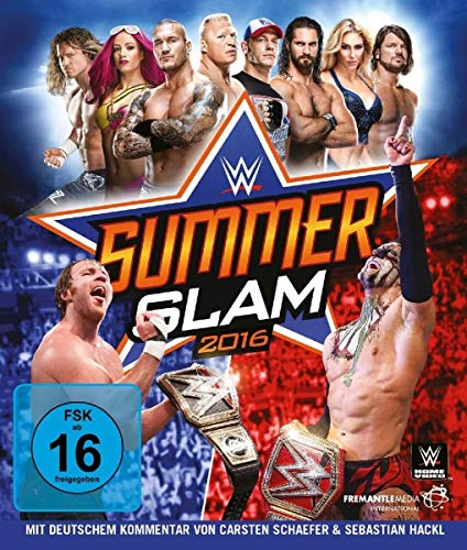 Summerslam 2016 [Blu-ray]