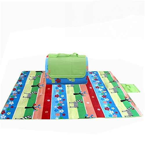 MONEYY The Picnic mat red and white format outdoor portable moisture pad tent picnic the picnic camping mats 300*359cm