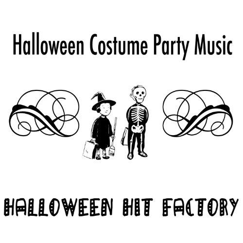 Halloween Costume Party Music