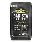Jacobs Kaffeebohnen Barista Editions Crema, 1 kg...